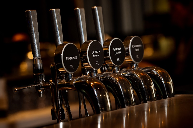 Cheers to the Beer – celebrate Beer Day Britain with a perfect pint at The Chester Hotel Image